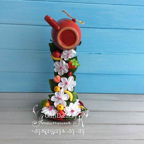 Парящая чашка «Фруктовый сад»