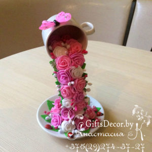 Парящая чашка Романс