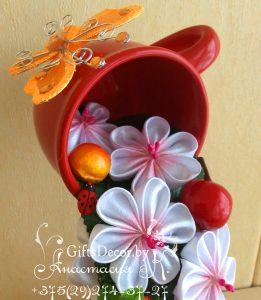 Парящая чашка Фруктовый сад