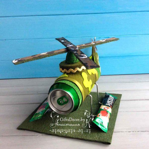 Вертолет ручной работы